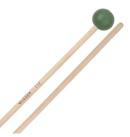 Musser Baguettes de xylophone en rubber Musser vertes