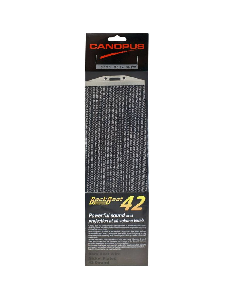 Canopus Canopus Backbeat Snare Wires 14in - 42 strands