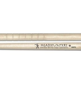 Headhunters Baguettes de caisse claire Headhunters MG AA Maple Grooves