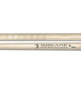 Headhunters Headhunters MG AAA Maple Grooves Drum Sticks