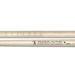 Headhunters Baguettes de caisse claire Headhunters MG BBB Maple Grooves