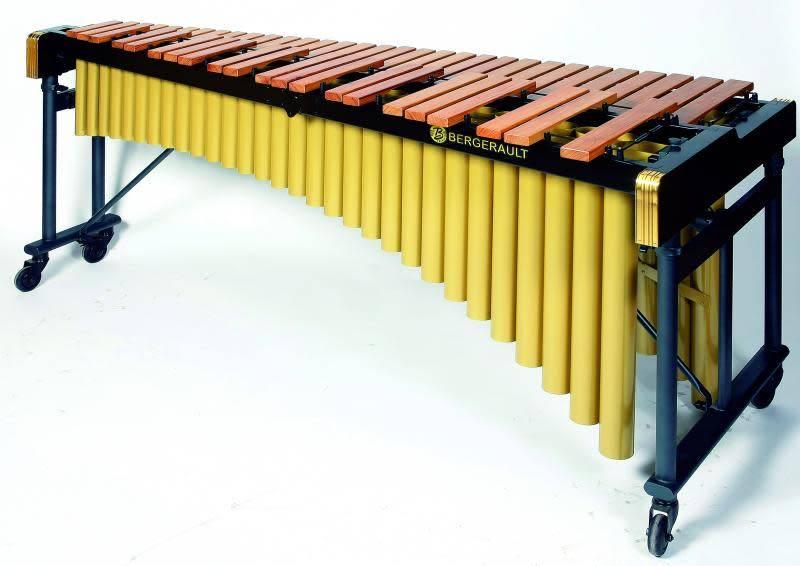 Bergerault 4.3 octave Marimba Bergerault Campus Padouk