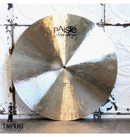 Paiste Cymbale crash/ride Paiste Masters Thin 22po