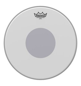 Remo Peau Remo Controlled Sound Coated Bottom Black Dot 14po