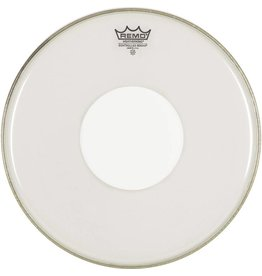 Remo Remo Controlled Sound Clear Top White Dot Drum Head 8""