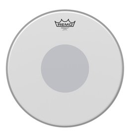 Remo Remo Emperor X Coated Bottom Black Dot Drum Head 14""