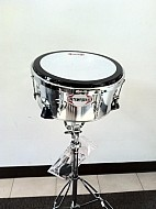Contemporanea Contemporanea Timbau Compact Aluminium 14in