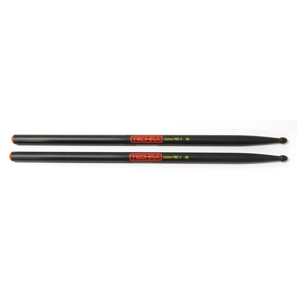 Techra Tehcra Carbon Pro II 5B Drum Sticks