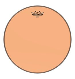 Remo Emperor Colortone Orange Head 12in