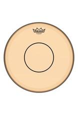 Remo Powerstroke 77 Colortone Orange Head 14in