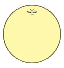 Remo Emperor Colortone Yellow  Head 10in
