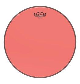 Remo Peau Emperor Colortone Rouge 15po