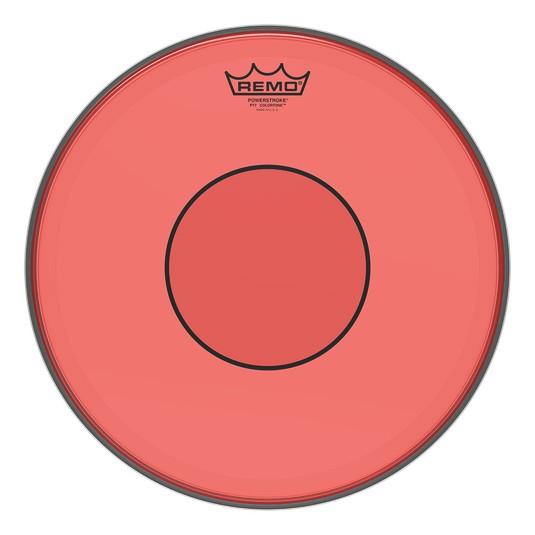 Remo Powerstroke 77 Colortone Red Head 13in