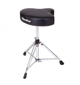 Gibraltar Gibraltar 6608 Heavy Weight Double Braced Drum Throne w/Motorcycle Seat