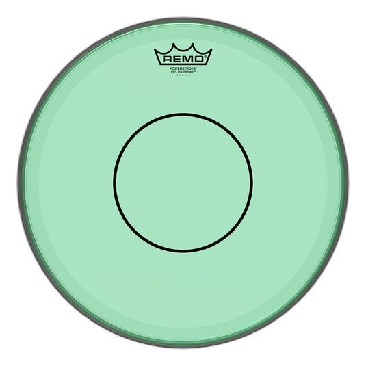 Remo Powerstroke 77 Colortone Green  Head 13in
