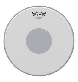 Remo Peau Remo Controlled Sound Coated Bottom Black Dot 13po