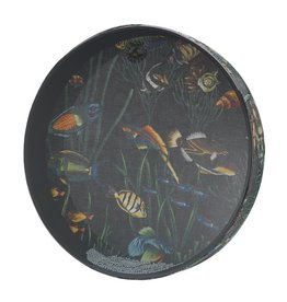 Remo Remo Ocean Drum Fish Graphics 16""