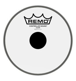 """Remo Remo Controlled Sound Clear Top Black Dot Drum Head 6"""""""
