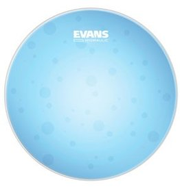Evans Evans Hydraulic Blue Bass Drum Head 22in