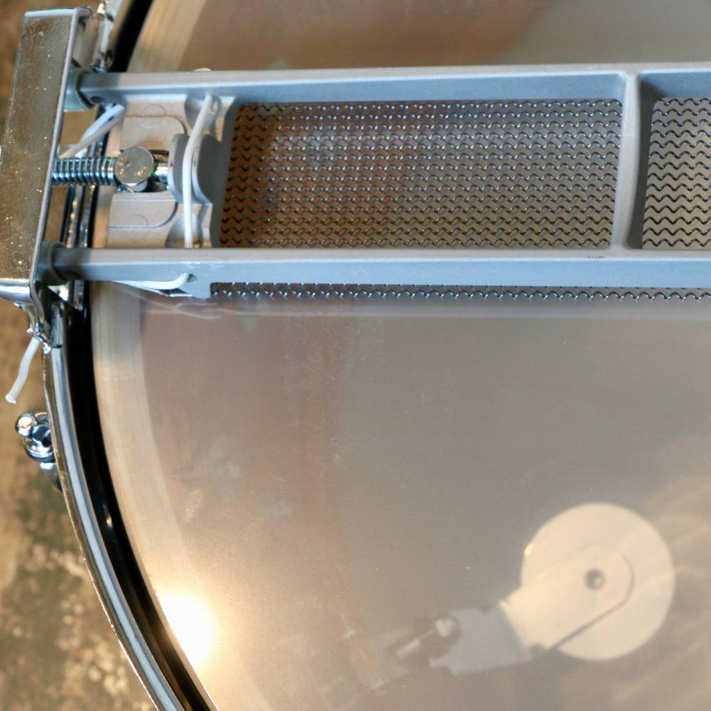 Rogers Caisse claire Rogers Dyna-Sonic White Marine Pearl 14X5po