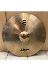 Zildjian Cymbale ride usagée Zildjian S medium 24po