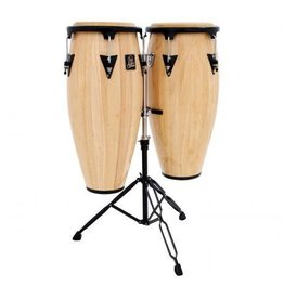 Latin Percussion Congas LP 11po et 12po avec pied