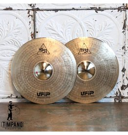 U-FIP UFiP Est.1931 Series Hi-hat Cymbals 14in