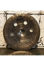 Sabian Cymbale ride usagée Sabian Prototype HH O-Zone avec rivets 20po