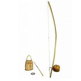Contemporanea Contemporanea Berimbau medium with accessories