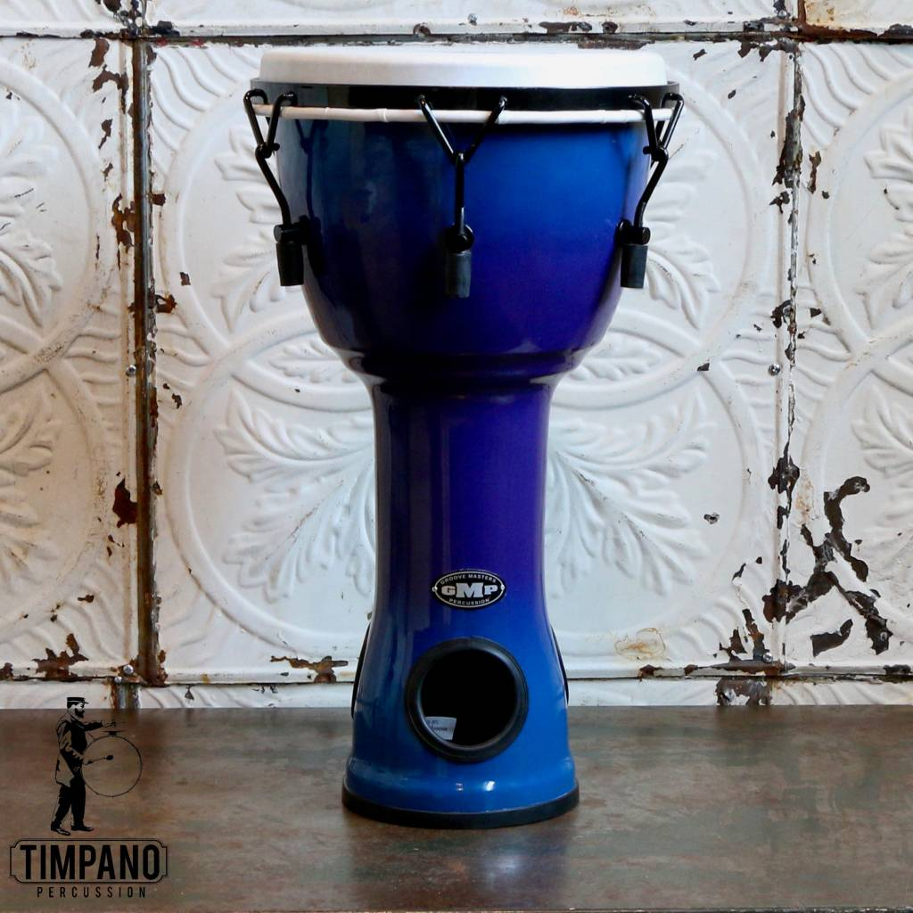 GMP GMP Djembe Air Drum 12in mecanic, synthetic head