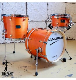 Canopus Canopus RFM Club Drum Kit 15-10-13in - Navel Oil