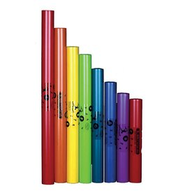 Boomwhackers Boomwhackers do majeur diatonique