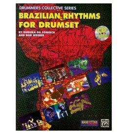 Alfred Music Brazilian Rhythms for Drumset Method