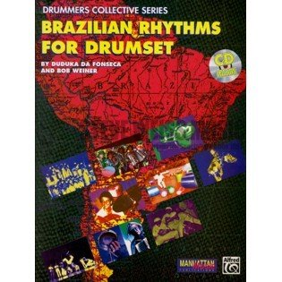Alfred Music Brazilian Rhythms for Drumset