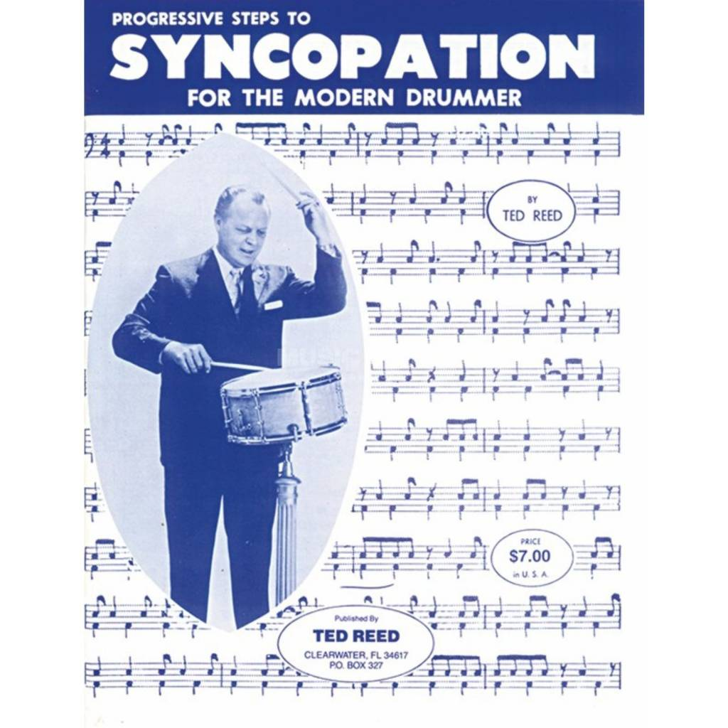 Alfred Music Progressive Steps to Syncopation for the Modern Drummer