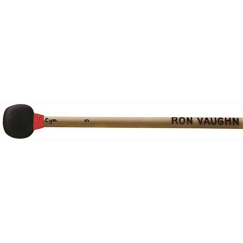Ron Vaughn Ron Vaughn Cymbal mallet X-long, 15 1/2in Rattan shafts