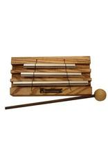 Treeworks Treeworks Handheld 3-Tone Chime with wooden striker