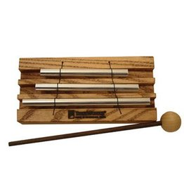 Treeworks Treeworks Handheld 3-Tone Chime with wooden striker