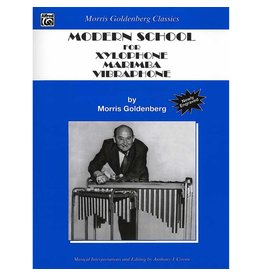 Alfred Music Modern School for Xylophone, Marimba, Vibraphone Method