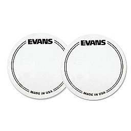 Evans Evans EQ Clear Plastic Single Patch