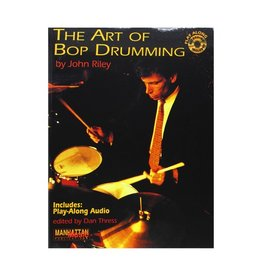 Alfred Music The Art of Bop Drumming Method