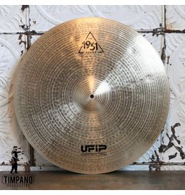 U-FIP UFiP Est.1931 Series Ride Cymbal 22in