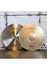 U-FIP UFiP Natural Light Hi-hat Cymbals 15in