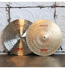 U-FIP Cymbales hi-hat UFiP Natural Light 15po