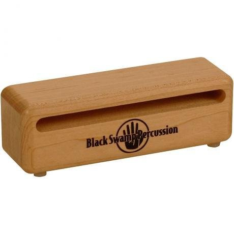 Black Swamp Percussion Wood Block Black Swamp petit