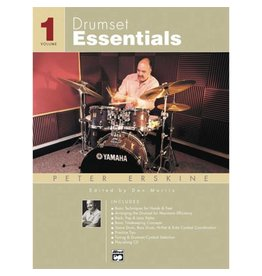 Alfred Music Drumset Essentials, Volume 1 Method