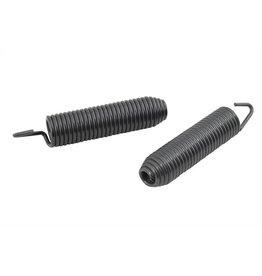 Musser Ressorts pour corde de clavier E1902V (paquet de 2)