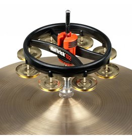 Rhythm Tech Rhythm Tech Tambourine Brass for Hi-Hat