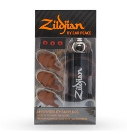 Zildjian Zildjian HD Earplugs Dark