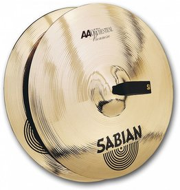 Sabian Cymbales frappées Sabian AA Viennese 18po